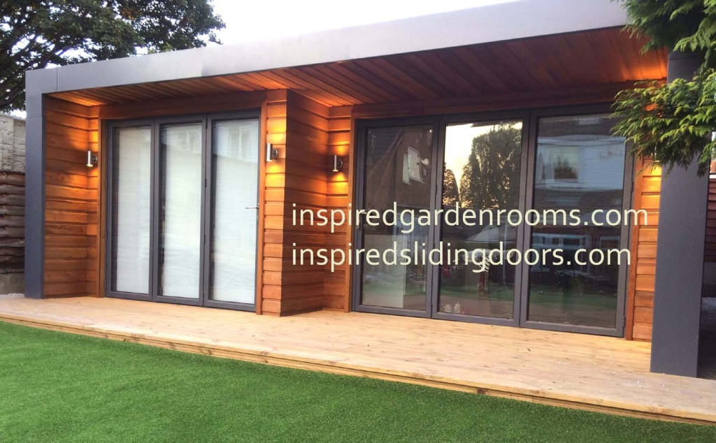 Inspired garden rooms for Garden rooms cheshire
