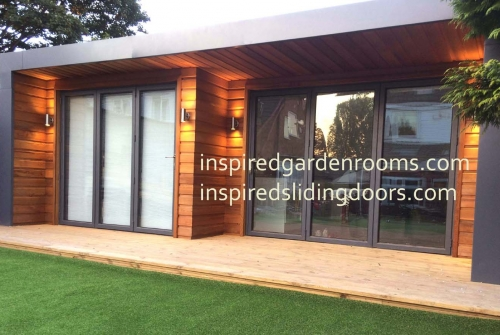 INSPIRED GARDEN ROOM IN CHESHIRE
